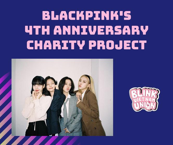 V-Blinks thực hiện dự án ý nghĩa mừng kỉ niệm 4 năm của Blackpink - ảnh 4
