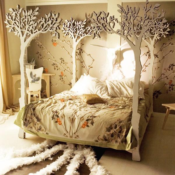 Mẫu giường ngủ mà bạn nhất quyết phải cố để được ngủ trên đó dù chỉ 1 lần - ảnh 4