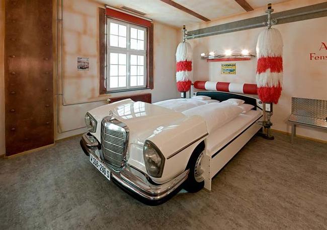 Mẫu giường ngủ mà bạn nhất quyết phải cố để được ngủ trên đó dù chỉ 1 lần - ảnh 3