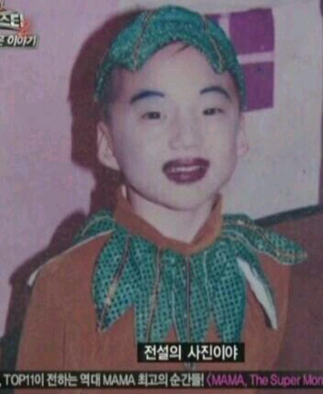 Idol K-Pop và những bức ảnh hài hước - ảnh 3
