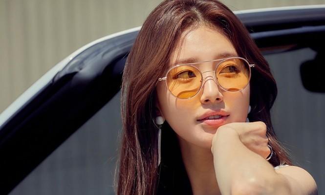 Suzy từng bị JYP cấm cười - ảnh 1