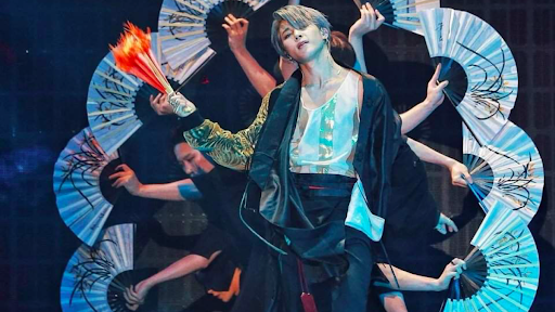 Jimin (BTS) vì sao là ông hoàng sân khấu - ảnh 1