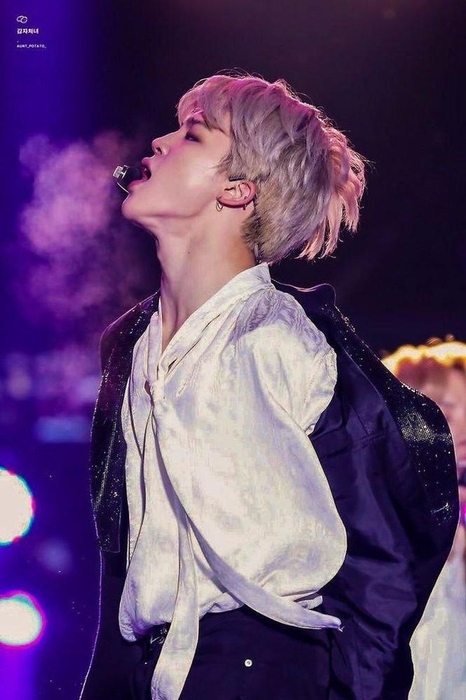 Jimin (BTS) vì sao là ông hoàng sân khấu - ảnh 2