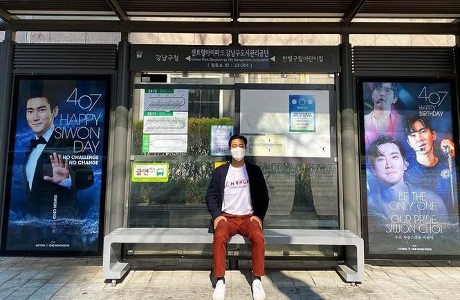 Sao Hàn 24H qua: Diễn viên Itaewon thân thiết với Sehun (EXO), Ji Chang Wook khoe ảnh đi b - ảnh 4