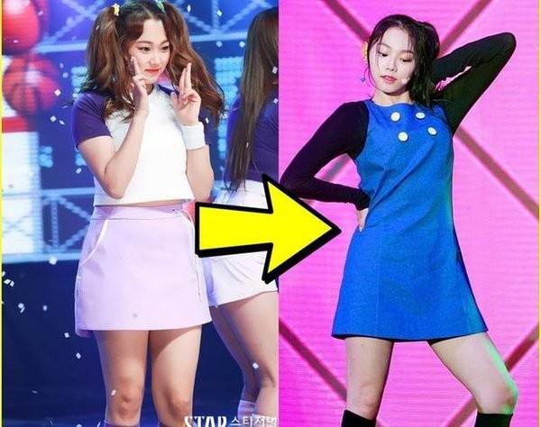 Giảm cân: Mina (gugudan) khuyên khán giả đừng giảm cân giống mình - ảnh 1