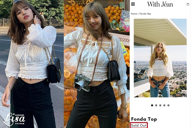 Lisa mặc gì cũng trở thành xu hướng - ảnh 6
