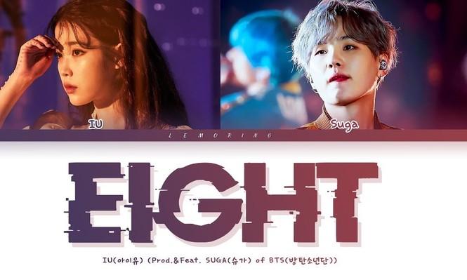"""Sao Hàn 24H: Không ngoài dự đoán, """"Eight"""" của IU và SUGA công phá mọi bảng xếp hạng - ảnh 1"""