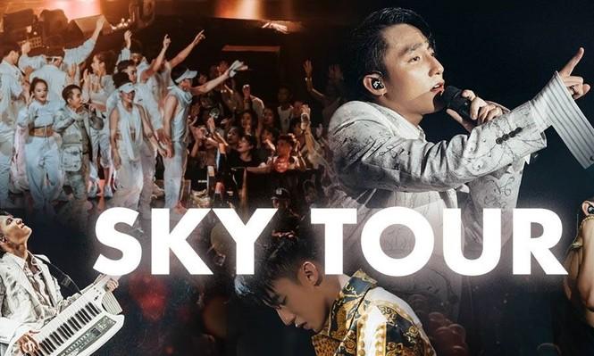 """Vì đâu """"Sky Tour Movie"""" của Sơn Tùng M-TP không đạt doanh thu cao như kỳ vọng? - ảnh 3"""