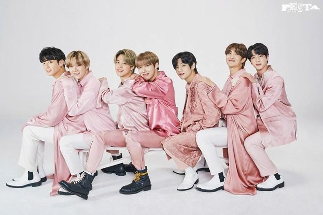 Nhóm nhạc vô danh lập kỳ tích: nhảy vọt 42 bậc để áp sát BTS, NCT và EXO - ảnh 2