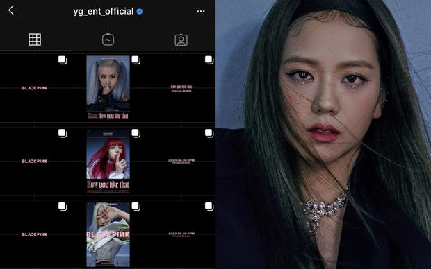 Nhìn lại 1001 lần YG Ent bỏ quên Jisoo, khiến cô thành người tàng hình của BLACKPINK - ảnh 2