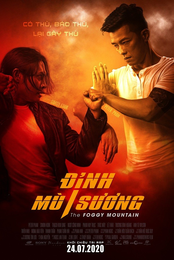 """Lần đầu tiên có phim Việt quy tụ toàn cao thủ võ thuật như """"Đỉnh Mù Sương"""" - ảnh 1"""