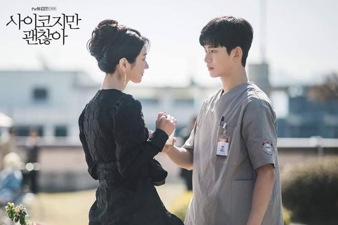 """Một câu thoại của Seo Ye Ji trong """"Điên thì có sao"""" bị fan K-Pop tố đạo nhái  - ảnh 1"""