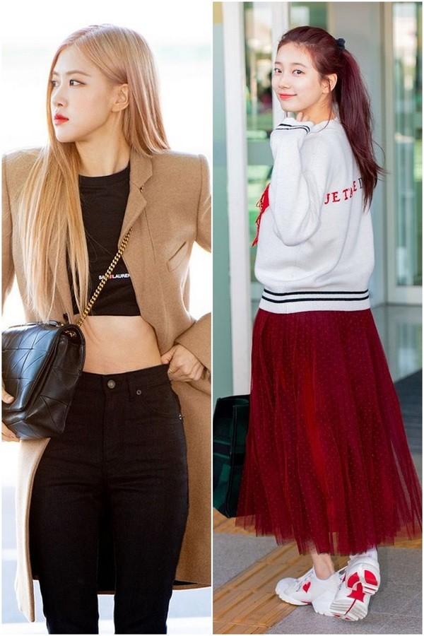 """Một ngày đẹp trời, netizen phát hiện Suzy và Rosé (BLACKPINK) lộ """"bằng chứng hẹn hò"""" tại Paris - ảnh 2"""