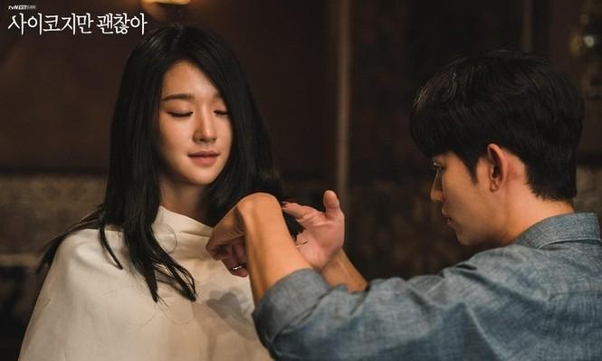 """Seo Ye Ji chia tay tóc dài chuyển sang tóc ngắn trong tập mới """"Điên Thì Có Sao"""" - ảnh 7"""