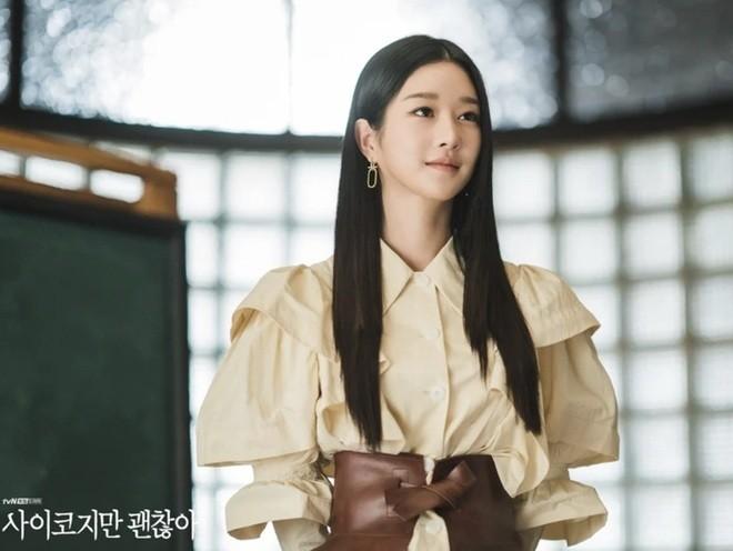 """Seo Ye Ji chia tay tóc dài chuyển sang tóc ngắn trong tập mới """"Điên Thì Có Sao"""" - ảnh 1"""