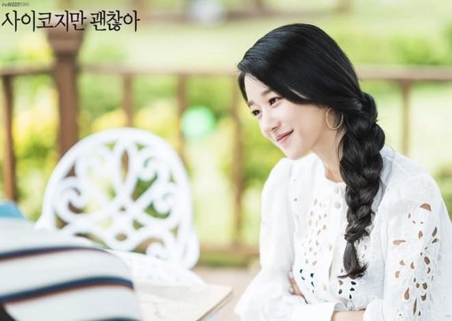 """Seo Ye Ji chia tay tóc dài chuyển sang tóc ngắn trong tập mới """"Điên Thì Có Sao"""" - ảnh 2"""