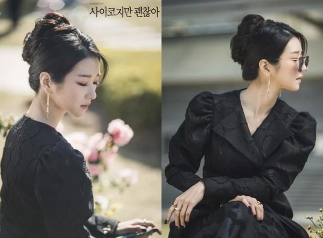 """Seo Ye Ji chia tay tóc dài chuyển sang tóc ngắn trong tập mới """"Điên Thì Có Sao"""" - ảnh 5"""