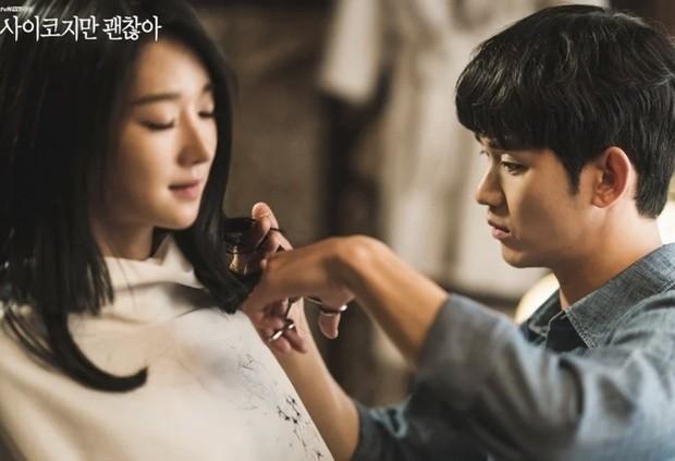 """Seo Ye Ji chia tay tóc dài chuyển sang tóc ngắn trong tập mới """"Điên Thì Có Sao"""" - ảnh 6"""
