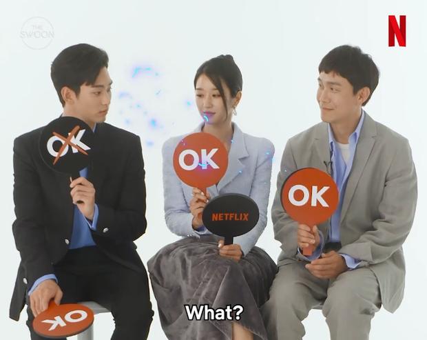 Chuyện tình Kim Soo Hyun - Seo Ye Ji có nguy cơ toang chỉ vì cốc trà sữa trân châu - ảnh 2
