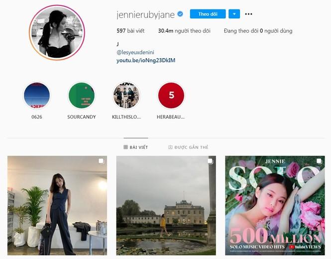 Chỉ cần thả nhẹ một tấm ảnh trên Instagram, Jennie (BLACKPINK) nhận về số tiền lớn không ngờ - ảnh 1