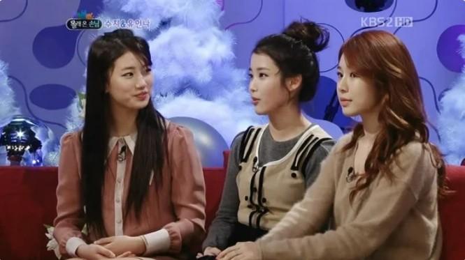 Điểm chung duy nhất giữa ba mỹ nhân Suzy, IU và Yoo In Na chính là Lee Dong Wook - ảnh 1