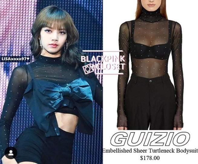 Ai cũng phải khen ngợi khi biết nguyên nhân khiến Lisa (BLACKPINK) mặc ngược chiếc áo này - ảnh 7