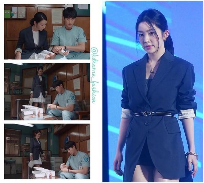 Liên tục đụng hàng mỹ nhân châu Á nhưng Seo Ye Ji vẫn thắng thế nhờ phối đồ cao tay - ảnh 3