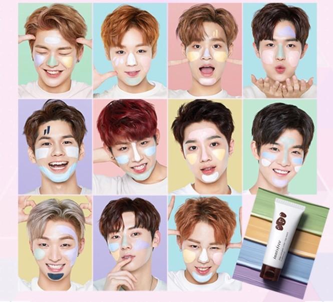 Không phải các mỹ nhân K-Pop, nam idol mới là người mẫu quảng cáo mỹ phẩm đắt hàng - ảnh 4