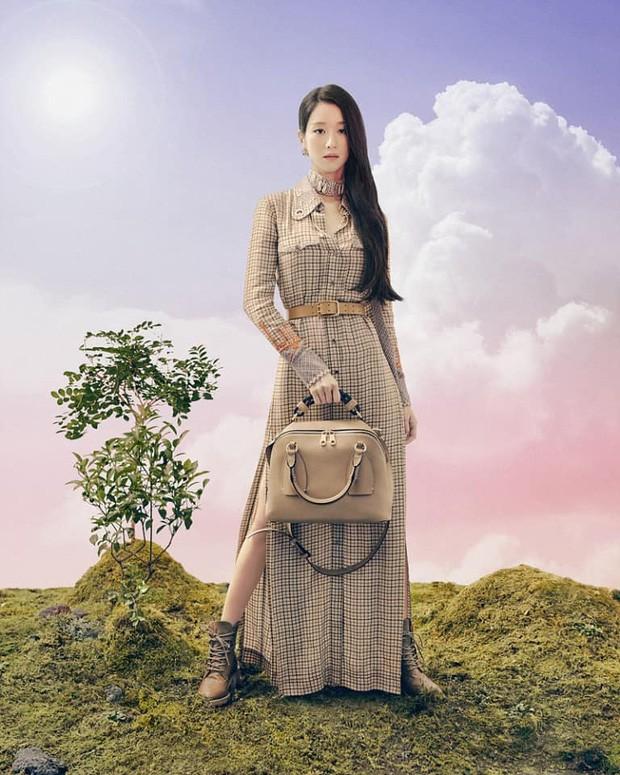 """Seo Ye Ji quả đúng """"Nữ hoàng đụng hàng"""": Chỉ có đẹp hơn chứ không hề kém cạnh - ảnh 1"""
