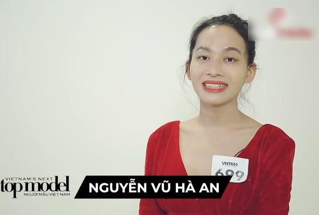 """Hà An """"Người Ấy Là Ai"""" băng kín mặt đi thi người mẫu, ngờ đâu gặp tác dụng ngược - ảnh 6"""