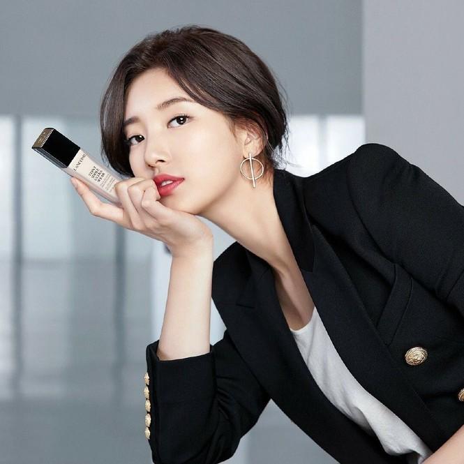 Mỹ nhân K-Pop là nàng thơ của mỹ phẩm cao cấp: Chị cả BLACKPINK đặc biệt nhất vì điều này - ảnh 4