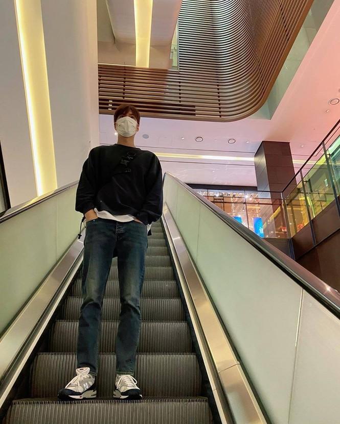 Chờ mãi mới có ngày rảnh để Lee Min Ho đi siêu thị mua đồ và cái kết không ngờ  - ảnh 3