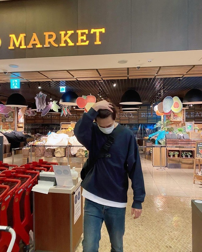 Chờ mãi mới có ngày rảnh để Lee Min Ho đi siêu thị mua đồ và cái kết không ngờ  - ảnh 7