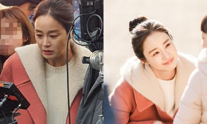 Kim Tae Hee lộ ảnh không photoshop, nhan sắc có phần lão hóa nhưng lại được khen ngợi - ảnh 2