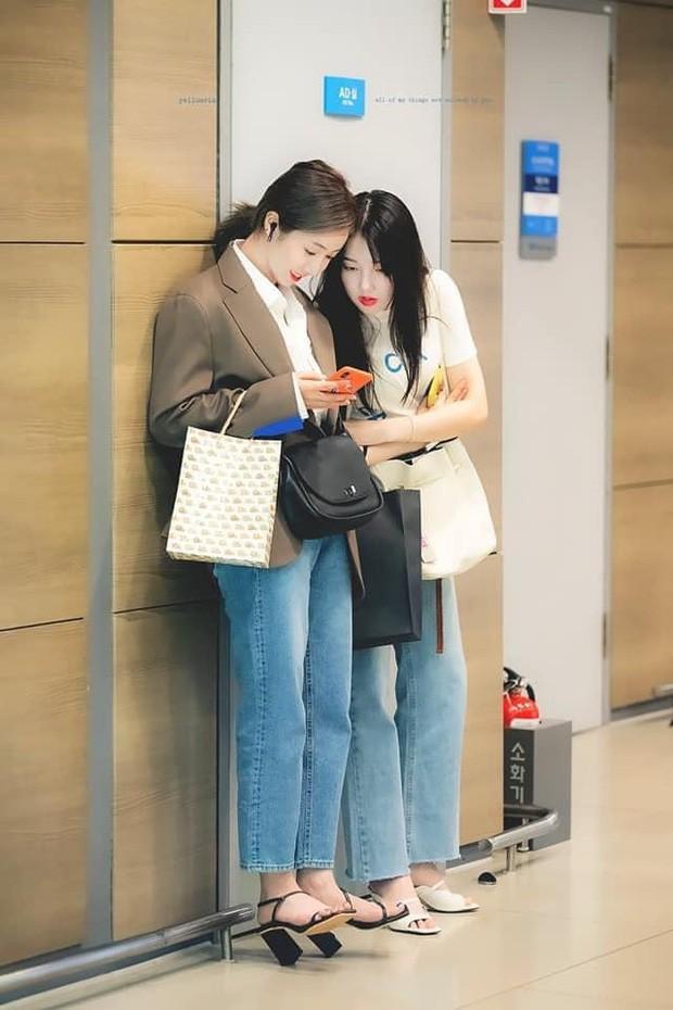 """Đến """"thánh đi giày cao gót"""" Hương Giang, Ngọc Trinh cũng phải chịu thua IU vì điều này - ảnh 5"""