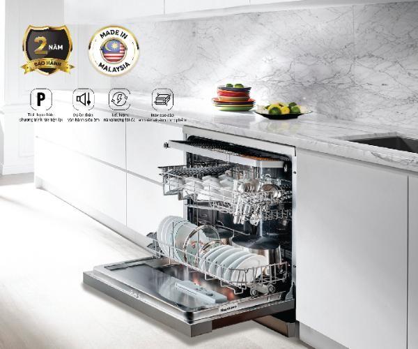 Có bộ thiết bị nhà bếp cao cấp Nagakawa trong nhà, ai cũng muốn trở thành đầu bếp xịn xò  - ảnh 3
