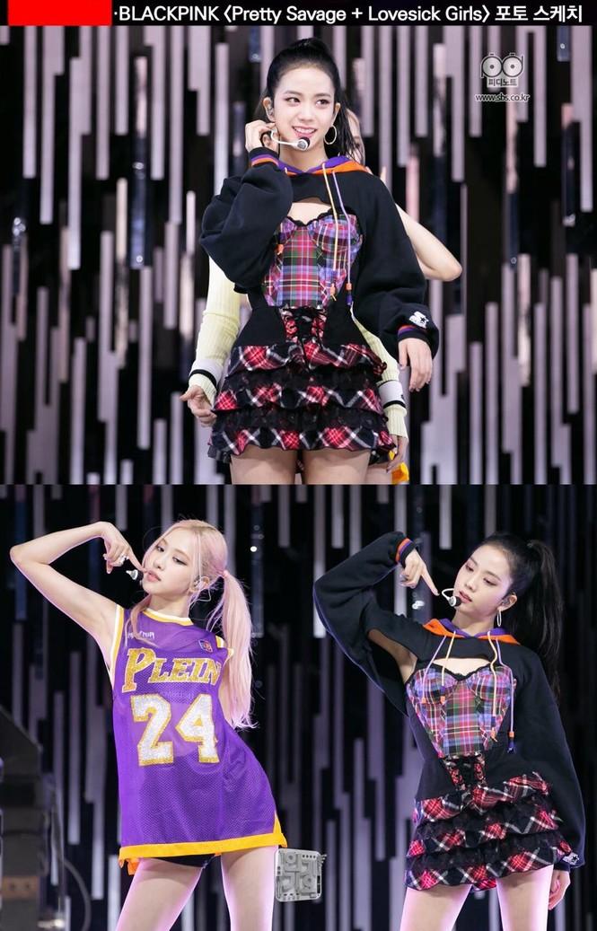 Ngạc nhiên chưa, hai nàng thơ Jisoo và Angela Baby của Dior đụng hàng đồ của hãng khác - ảnh 2