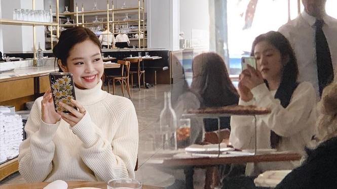 Giữa bê bối thái độ của Irene, fan đào lại sự thật phũ phàng về tình bạn Irene - Jennie - ảnh 3