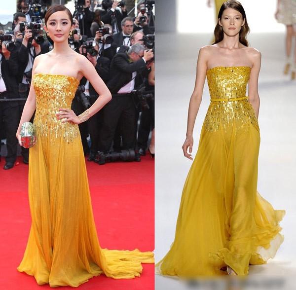 Mặc váy nhái bị bóc phốt đã đành, hóa ra mặc váy quá xịn xò cũng không được yên - ảnh 2