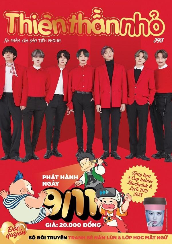 Thiên Thần Nhỏ 393: Tháng 11 chẳng lạnh chút nào khi BTS trở lại, aespa ra mắt - ảnh 1