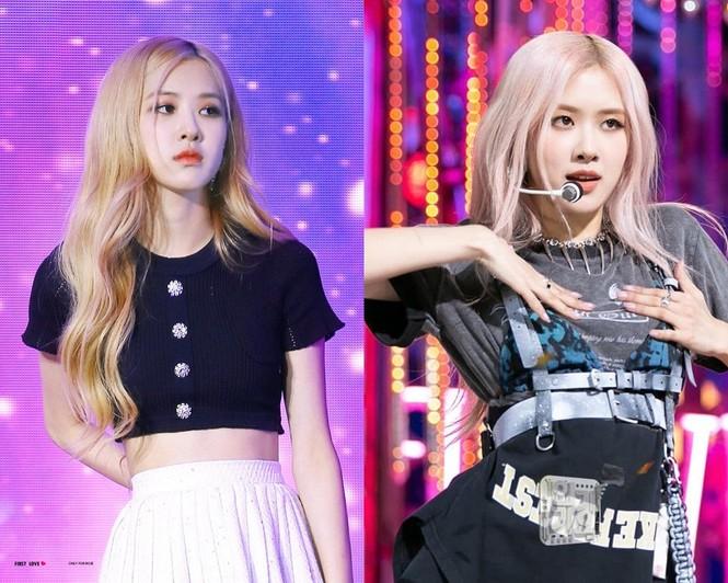 Khó tính như netizen Hàn: Chê Rosé (BLACKPINK) giảm cân thất bại, nhan sắc giảm sút - ảnh 4