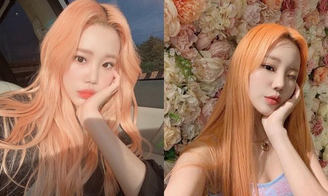 Có lẽ nào visual Nancy giờ còn không xinh bằng JooE, thành viên kém sắc nhất nhóm MOMOLAND? - ảnh 7