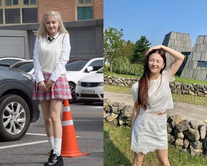 Có lẽ nào visual Nancy giờ còn không xinh bằng JooE, thành viên kém sắc nhất nhóm MOMOLAND? - ảnh 4