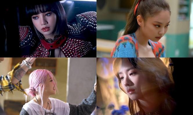 Càng xem những cảnh bị cắt khỏi MV Lovesick Girls, dân tình càng bực mình với YG Ent - ảnh 1