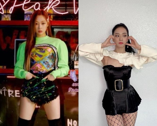 Điểm trừ cho stylist của aespa: Vừa giống BLACKPINK, vừa bê nguyên sai lầm của Red Velvet - ảnh 6
