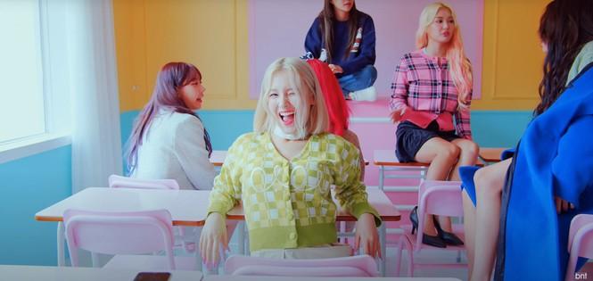 Giảm cân thành công và chọn đúng kiểu tóc, Nancy (Momoland) xinh đến mức khó nhận ra - ảnh 6