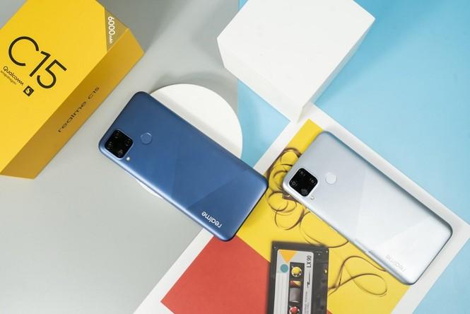 Bạn sẽ không muốn bỏ lỡ Realme C15 với bốn lý do sau đây - ảnh 1