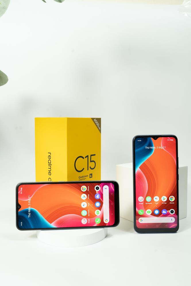 Bạn sẽ không muốn bỏ lỡ Realme C15 với bốn lý do sau đây - ảnh 2
