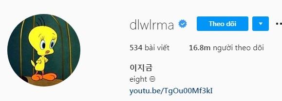 """Bõ công đổi đi đổi lại, tài khoản Instagram của Jennie được khen """"tên hay nhất K-Pop"""" - ảnh 3"""