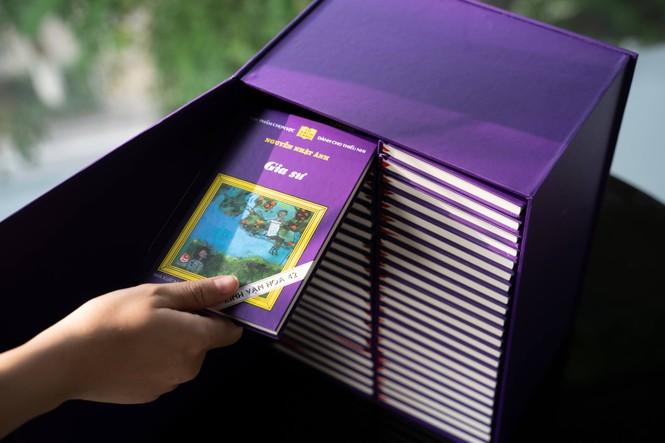 """Chớp mắt một cái, bộ sách """"Kính Vạn Hoa"""" của Nguyễn Nhật Ánh đã trải qua 25 năm lấp lánh  - ảnh 5"""